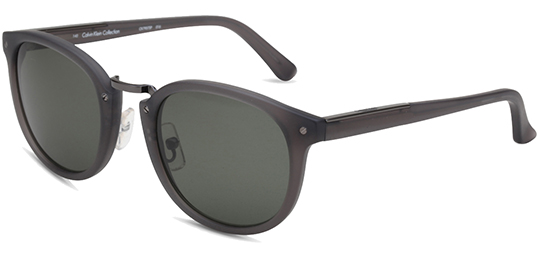 9c19cce95f Calvin Klein Collection Polarized Men s Crystal Grey Sunglasses ...