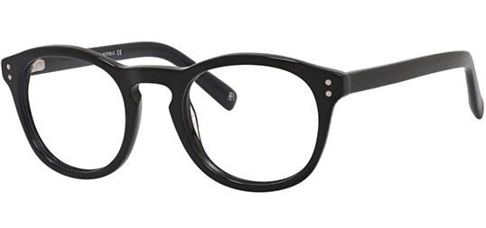 5a923d7035 Details about Banana Republic Jaxon Men s Black Eyeglass Frames w  Clip-On  Shades - 0807 00