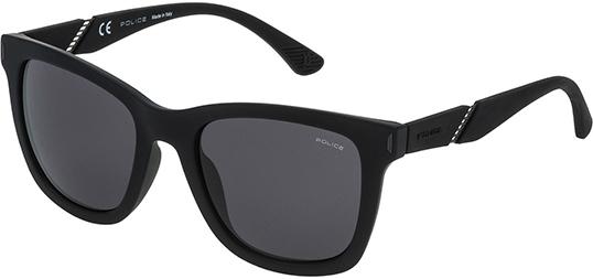 9c6004d8c4 Police Speed 1 Men s Square Black Rubber Sunglasses - SPL352 06AA ...