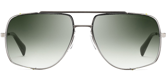 445e7503a89 Dita Midnight Special Men s Antique Silver Titanium Sunglasses - DRX 2010A  60