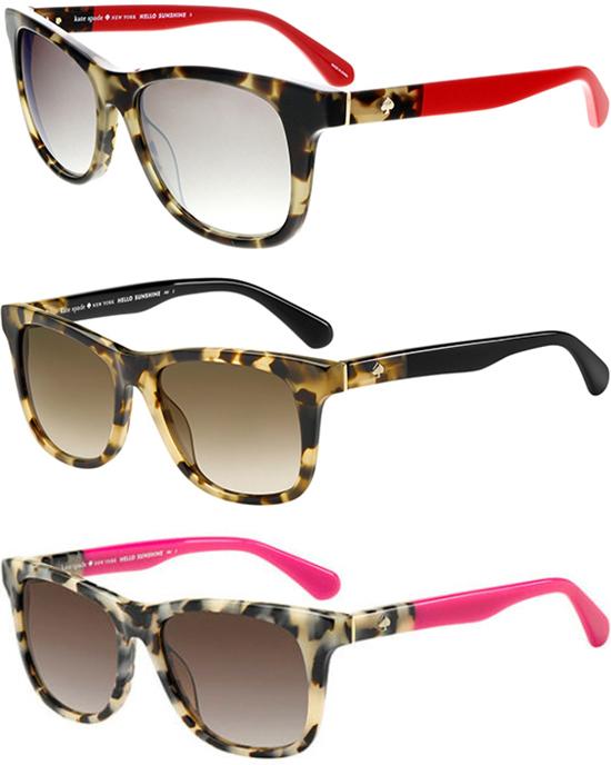 Kate Spade Krystalyn Women/'s Oversize Butterfly Sunglasses w// Gradient Lens