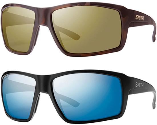 Smith Optics Colson ChromaPop Polarized Mirrored Sunglasses Made In Italy